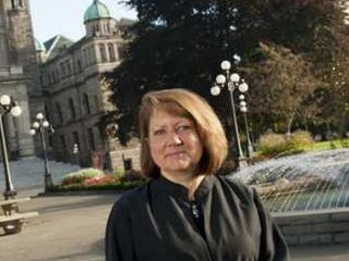 BC Auditor-General Carol Bellringer