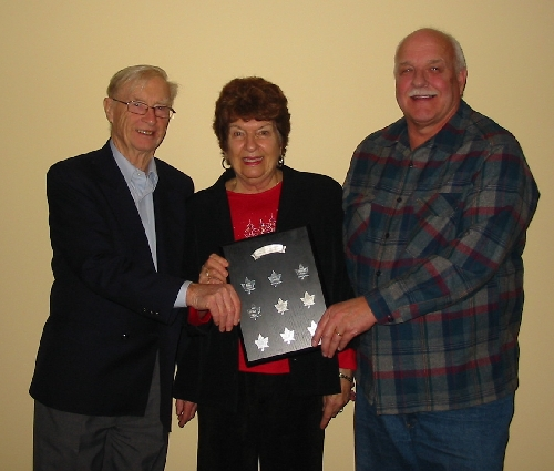 Council of Canadians present Community Action Award to CoalWatch
