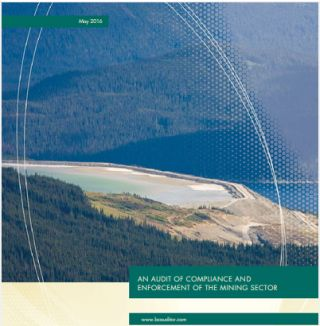 Auditor-General report on mining sector