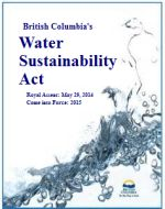 BC Water Sustainability Act